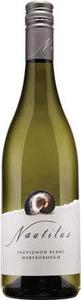 Nautilus Sauvignon Blanc 2014 Bottle