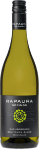 Rapaura Springs Sauvignon Blanc 2015, Marlborough, South Island Bottle