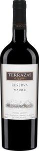 Terrazas De Los Andes Reserva Malbec 2014, Mendoza Bottle