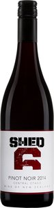 Shed 6 Pinot Noir Central Otago 2014 Bottle