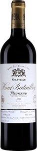 Château Haut Batailley Pauillac Grand Cru Classé 2012 Bottle