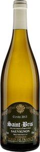 Domaine Sorin Defrance Saint Bris Sauvignon 2014 Bottle