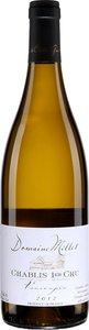 Domaine Millet Chablis Premier Cru Vaucoupin 2015 Bottle