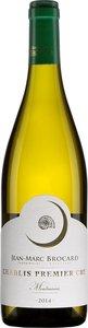 Jean Marc Brocard Montmains Chablis 1er Cru 2014, Ac Bottle