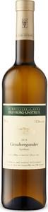 Freyburg Grauburgunder Spatlese Dry 2014 Bottle