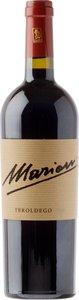 Marion Teroldego 2012, Veronese Bottle
