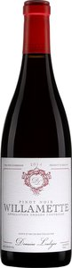 Domaine Loubejac Pinot Noir Willamette Valley 2014 Bottle