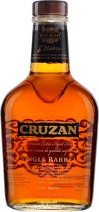 Cruzan Single Barrel Bottle