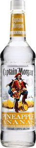 Captain Morgan Carribean Pineapple Bottle