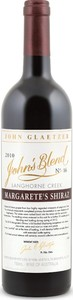 John Glaetzer John's Blend Margarete's No. 13 Shiraz 2012, Langhorne Creek, South Australia Bottle
