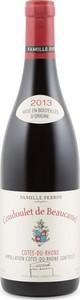 Coudoulet De Beaucastel Côtes Du Rhône 2014, Ac Bottle