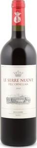 Le Serre Nuove Dell'ornellaia 2014, Bolgheri Bottle