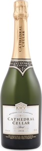 Cathedral Cellar Brut Sparkling, Méthode Cap Classique, Wo Western Cape, South Africa Bottle