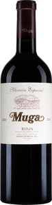 Muga Reserva Seleccion Especial 2010 Bottle