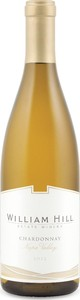 William Hill Napa Valley Chardonnay 2014 Bottle