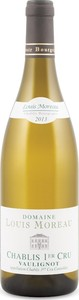 Louis Moreau Chablis Premier Cru Vaulignot 2014 Bottle