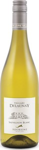 Thierry Delaunay Sauvignon Blanc Touraine 2015, Ac Bottle