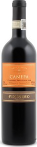 Canepa Finísimo Gran Reserva Cabernet Sauvignon 2014, Do Marchigüe, Colchagua Valley Bottle