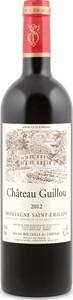 Château Guillou 2014, Ac Montagne Saint émilion Bottle