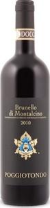 Poggiotondo Brunello Di Montalcino 2011, Docg Bottle
