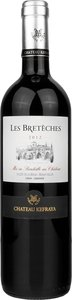 Château Kefraya Les Bretèches 2013 Bottle