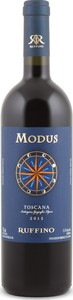 Ruffino Modus 2013, Igt Toscana Bottle