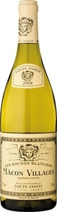 Louis Jadot Macon Villages Chardonnay 2015, Burgundy Bottle