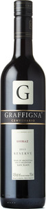Graffigna Centerario Shiraz Reserve 2014 Bottle