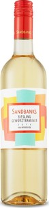 Sandbanks Winery Riesling  Gewurztraminer 2015, VQA Ontario Bottle
