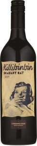 Killibinbin Scaredy Cat Cabernet Sauvignon Shiraz 2012 Bottle