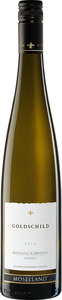 Moselland Goldschild Riesling Kabinett 2015 Bottle