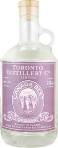 Toronto Distillery Organic Canada Beet Spirit (375ml) Bottle
