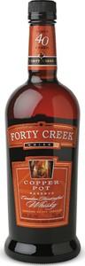 Forty Creek Copper Pot Reserve Bottle