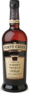 Forty Creek Barrel Select Bottle