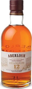 Aberlour 12yo Single Malt Scotch Whisky Bottle