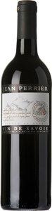 Jean Perrier French Alpine Wine 2015 Bottle