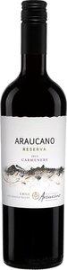 Hacienda Araucano Carmenere Reserva 2015 Bottle