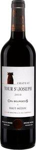 Château Tour St. Joseph 2012, Ac Haut Médoc Bottle