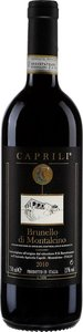 Caprili Brunello Di Montalcino 2011, Docg Bottle