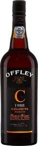 Offley Baron De Forrester Colheita 1992, Porto Bottle