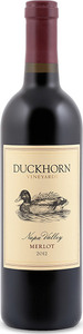 Duckhorn Merlot 2013, Napa Valley Bottle