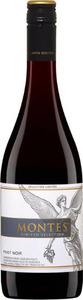 Montes Sélection Limitée Pinot Noir 2014 Bottle