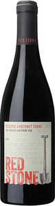 Redstone Cabernet Franc Redstone Vineyard 2013, Lincoln Lakeshore Bottle