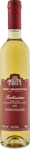 Gróf Degenfeld Fortissimo Late Harvest Tokaji 2013, Tokaj Hegyalja (500ml) Bottle