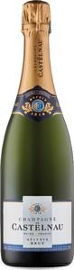 De Castelnau Brut Réserve Champagne, Ac Bottle