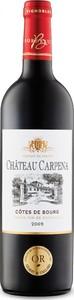 Château Carpena 2009, Ac Côtes De Bourg Bottle