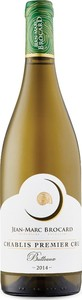 Jean Marc Brocard Butteaux Chablis 1er Cru 2014, Ac Bottle