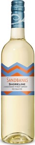 Sandbanks Estate Shoreline White 2015, Ontario VQA Bottle