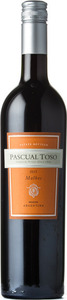Pascual Toso Malbec 2015 Bottle