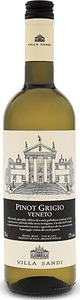Villa Sandi Pinot Grigio 2015, Veneto Igt Bottle
